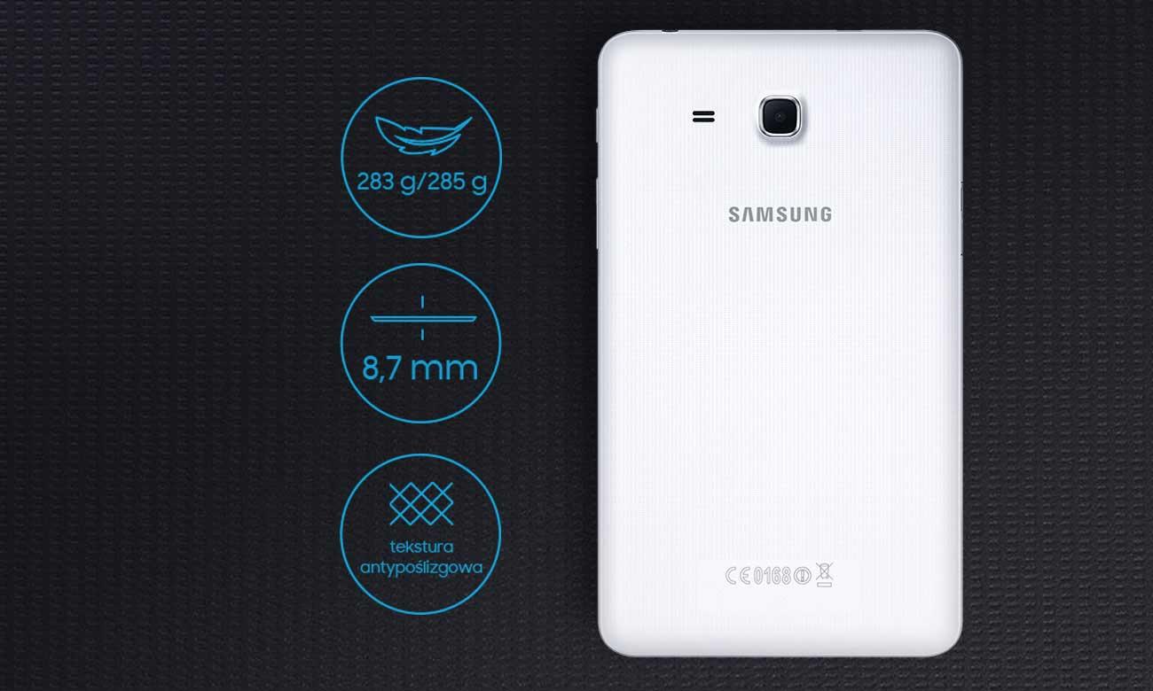 Samsung Galaxy Tab A 7.0 T280 lekka konstrukcja