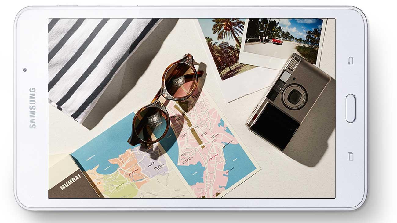 Samsung Galaxy Tab A 7.0 T285 proporcje ekranu 16:10