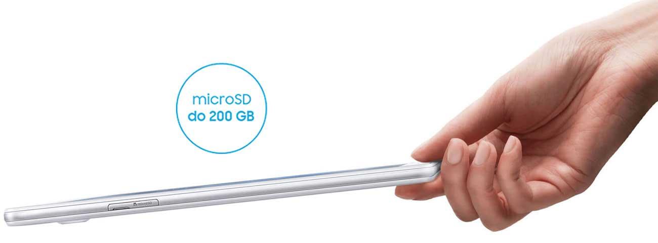 Samsung Galaxy Tab A 7.0 T280 czytnik kart pamięci