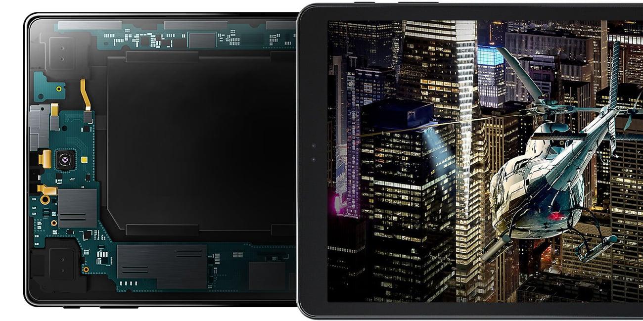Samsung Galaxy Tab A 10.5 wydajne podzespoły
