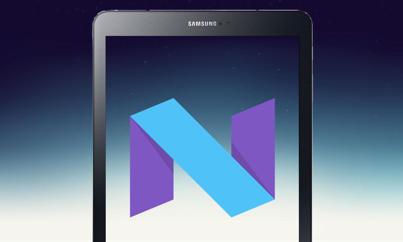 Samsung Galaxy Tab S2 aktualizacja android