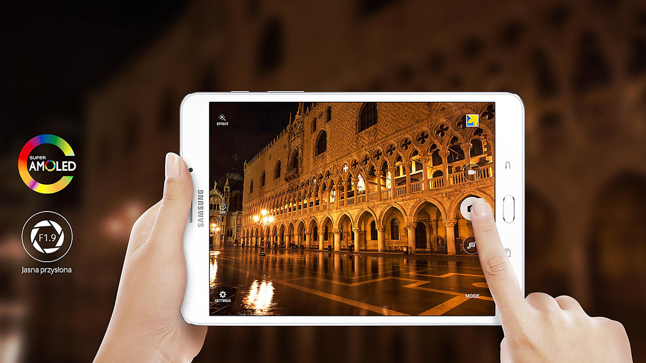 Samsung Galaxy Tab S2 8.0 sAMOLED