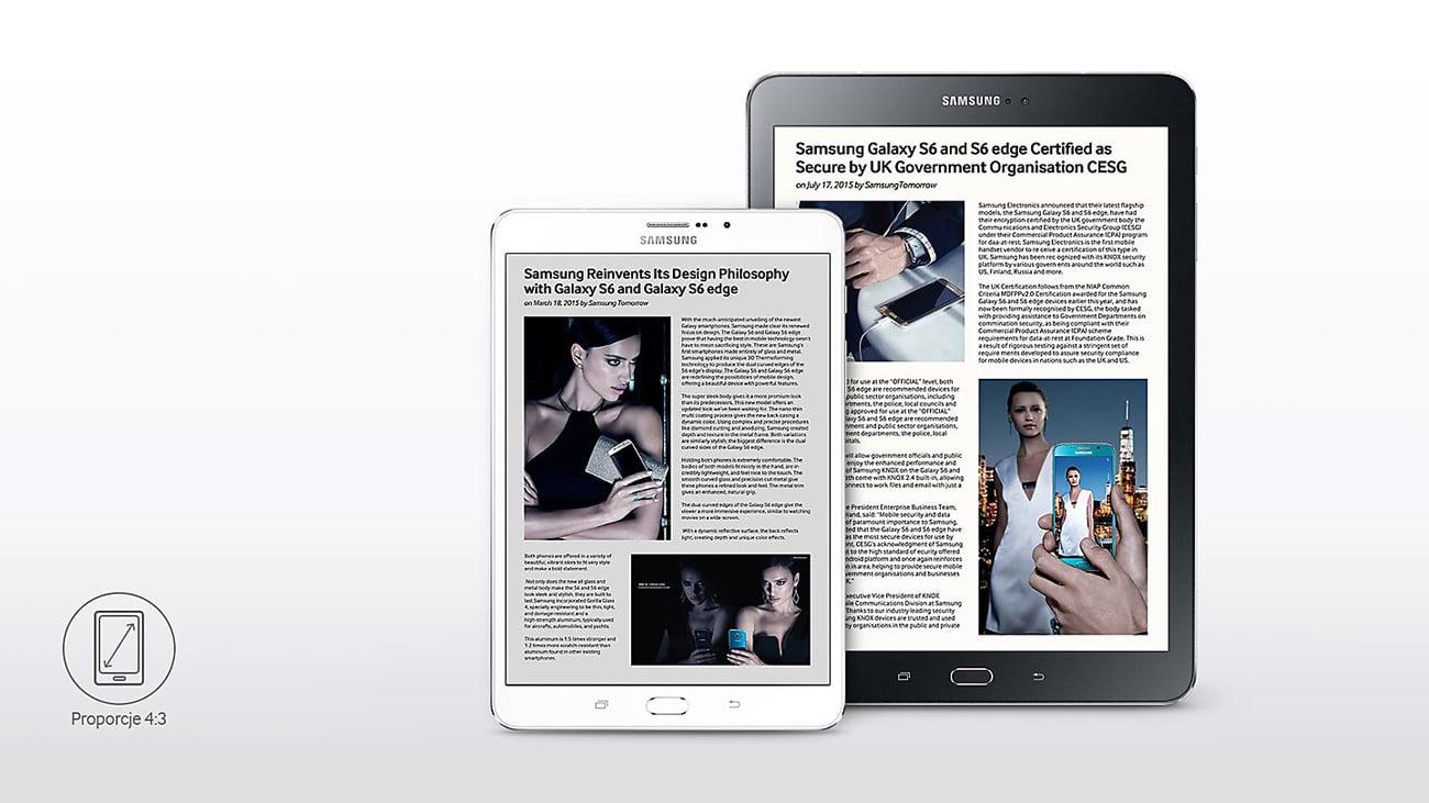 Samsung Galaxy Tab S2 9.7 T813 ośmiordzeniowy procesor