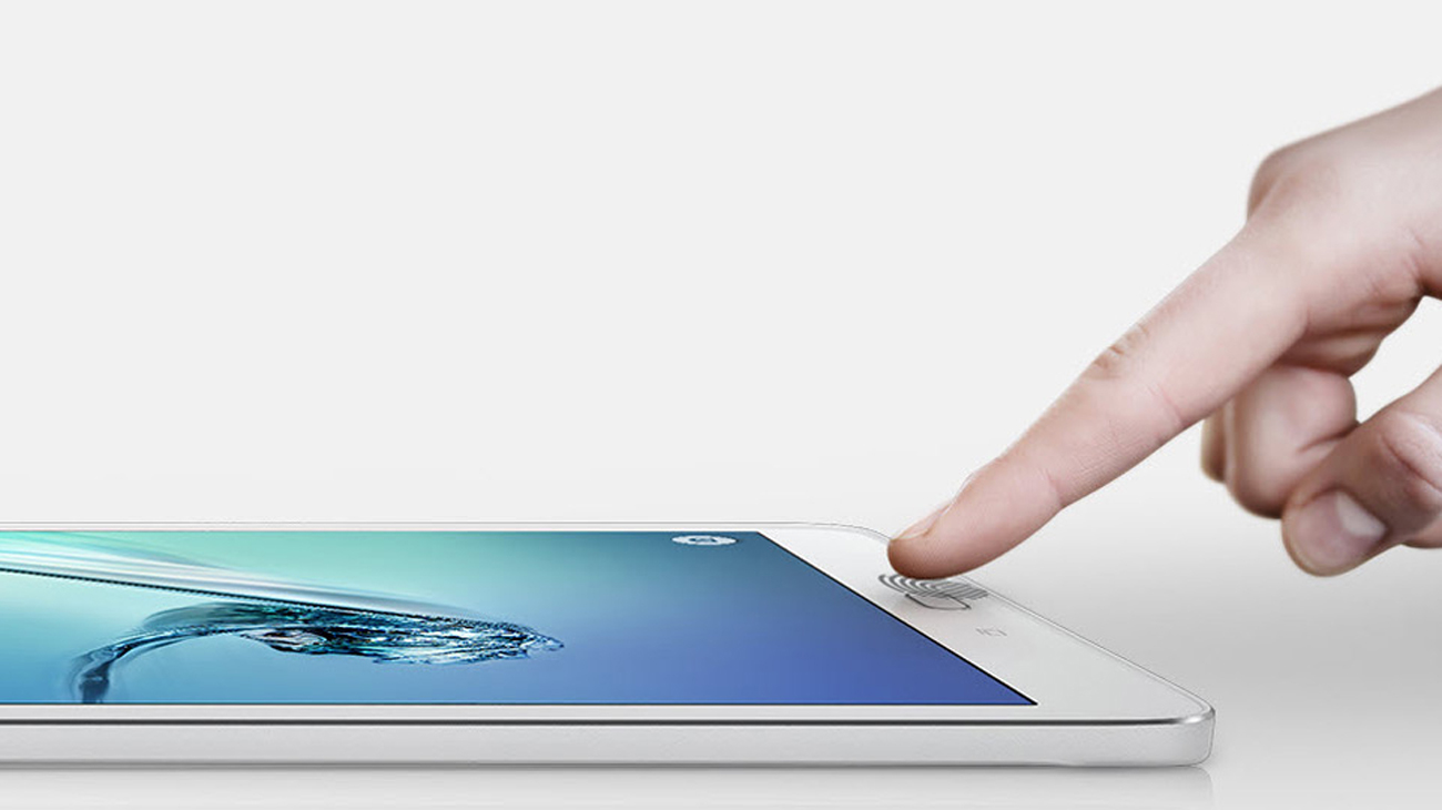 Samsung Galaxy Tab S2 8.0 Czytnik linii papilarnych