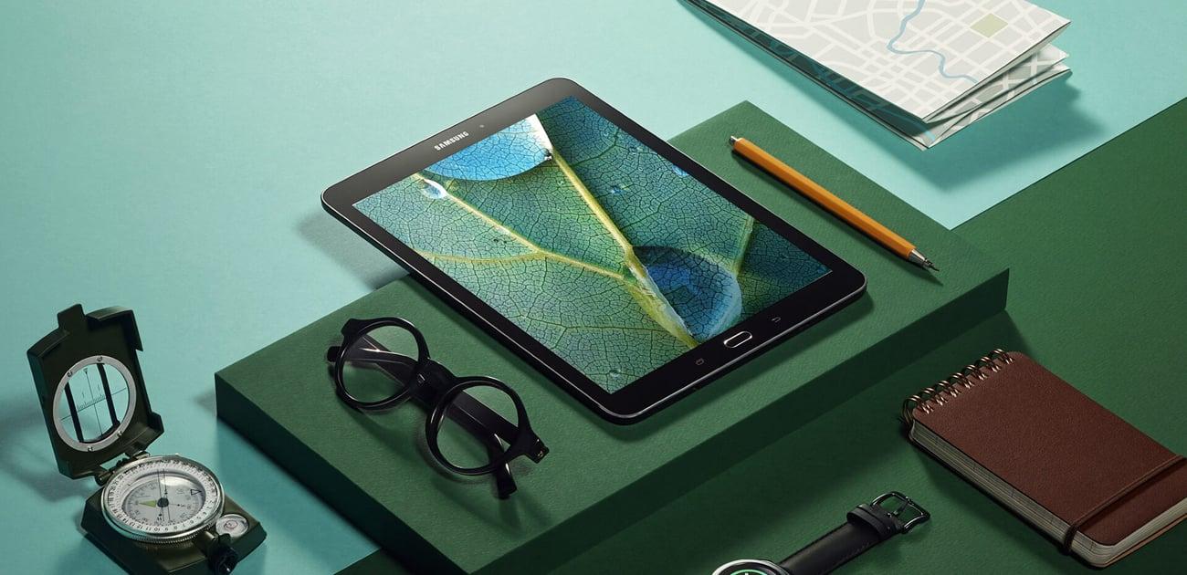 Złoty Samsung Galaxy Tab S2 8.0 mobilność i produktywność