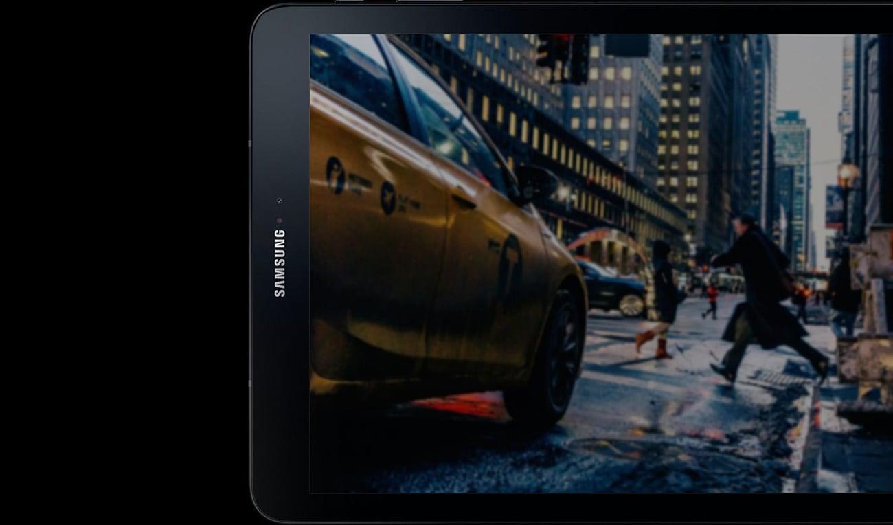 Czarny Samsung Galaxy Tab S3 T820 ekran 9.7'' sAMOLED HDR