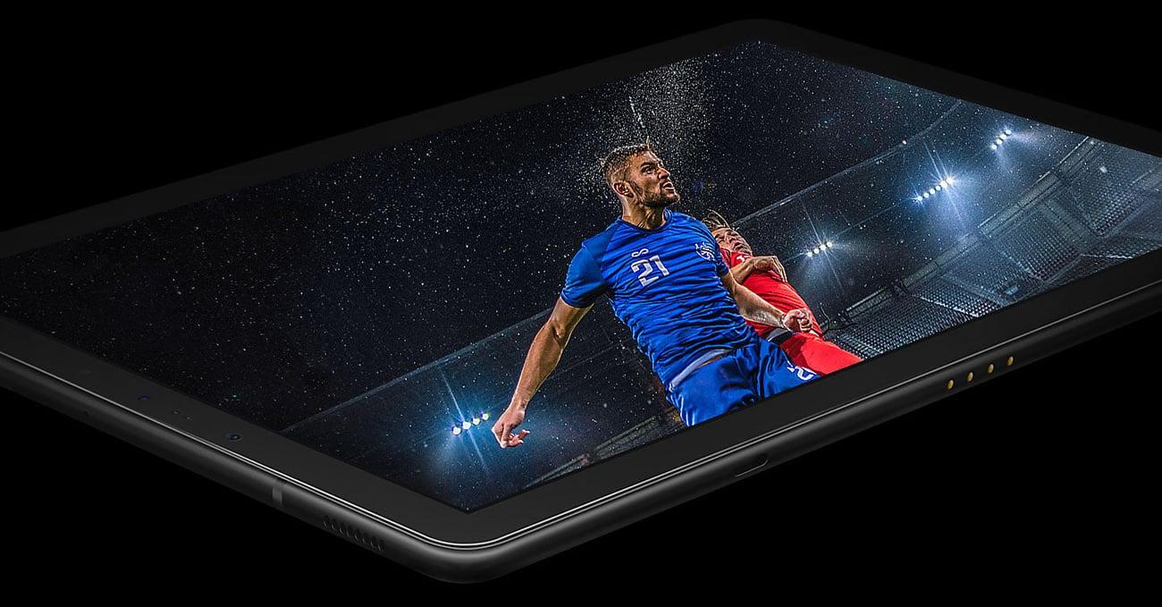 Samsung Galaxy Tab S4 10.5 panoramiczny ekran SuperAMOLED