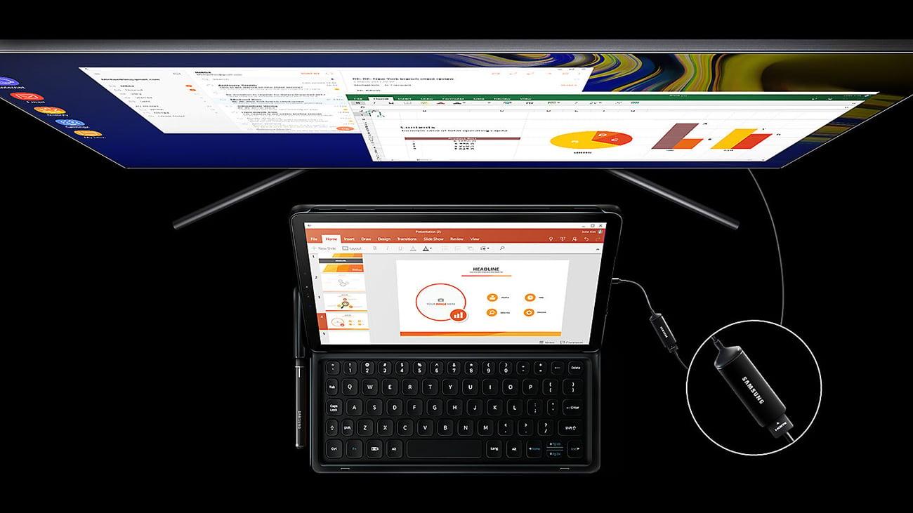Samsung Galaxy Tab S4 8-rdzeniowy procesor Snapdragon 835