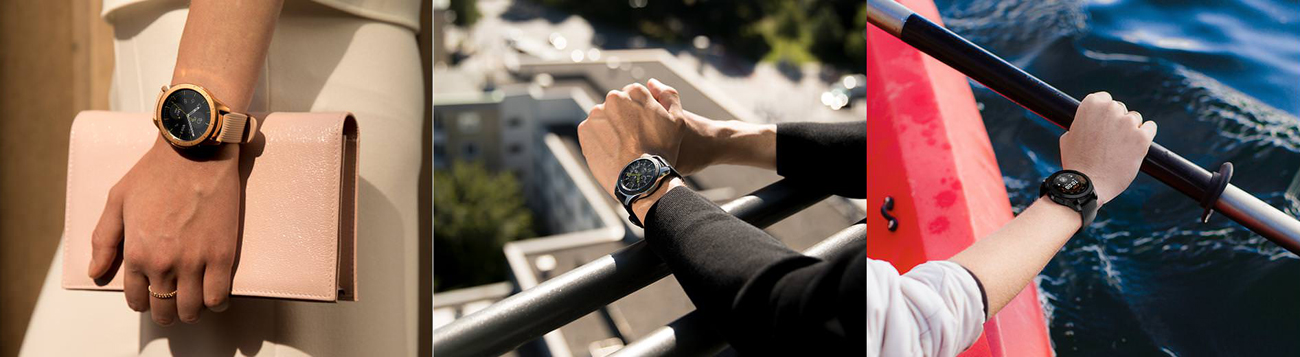 Samsung Galaxy Watch Twój asystent