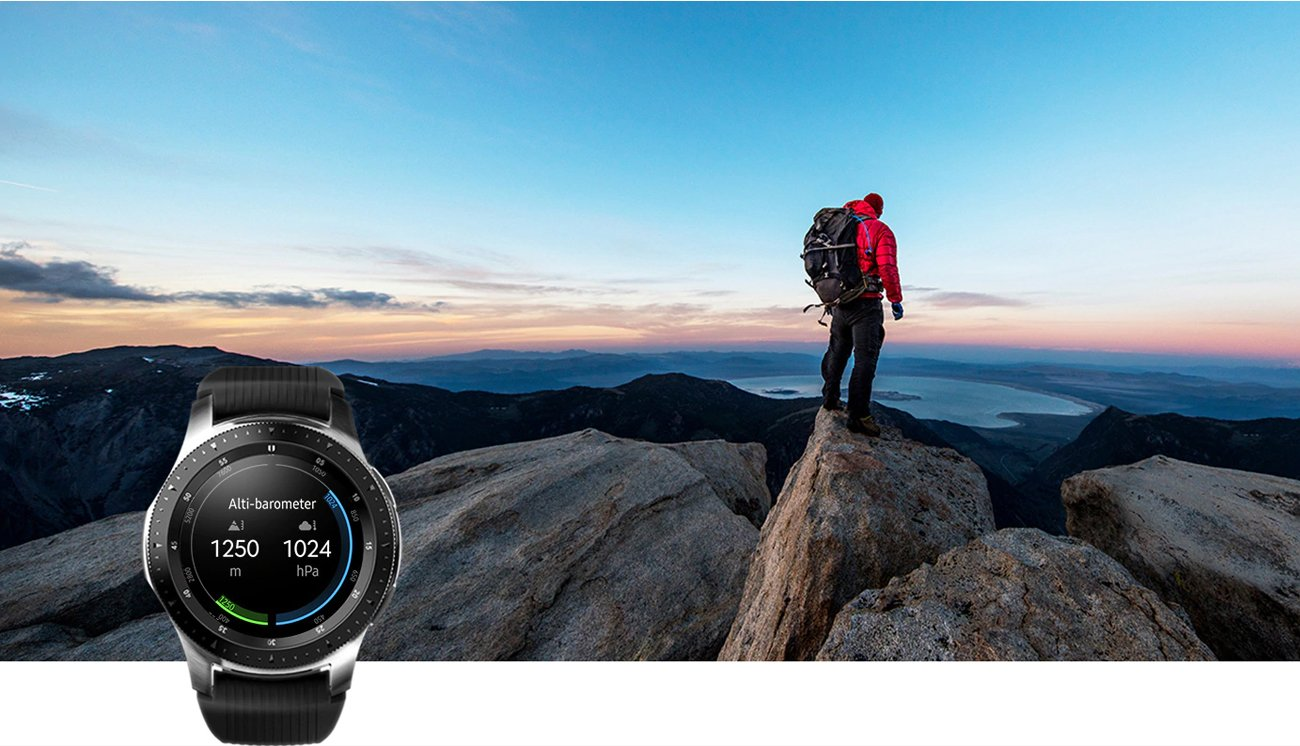 Samsung Galaxy Watch moduł GPS