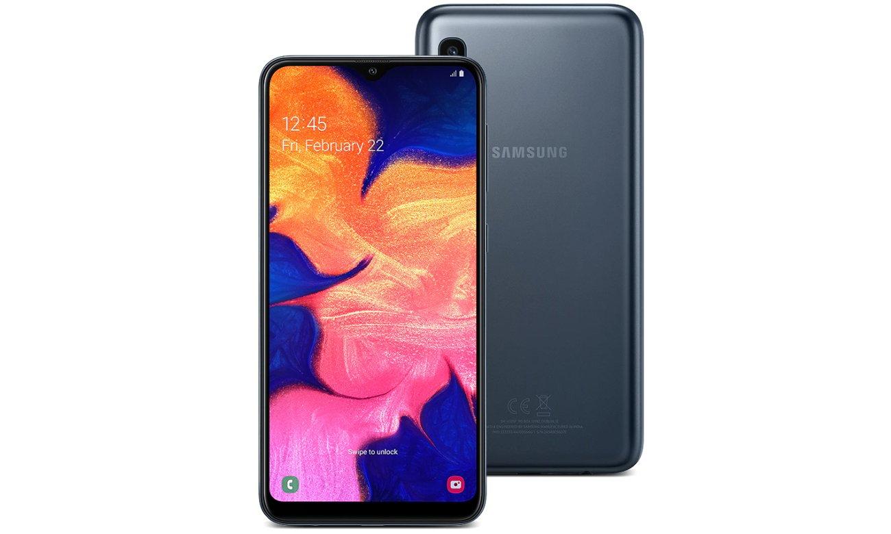 Samsung Galaxy A50 aparat 13 mpix live bokeh