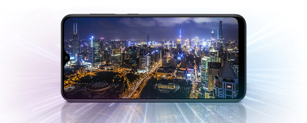 Samsung Galaxy A30s 8-rdzeniowy procesor Exynos 7904