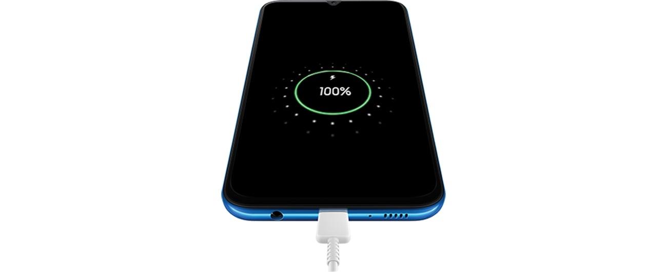 Samsung Galaxy A50 bateria 4000 mAh z szybkim ładowaniem