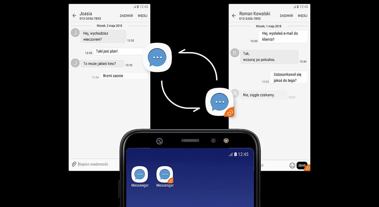 Samsung Galaxy A6 2018 pakiet rozwiązań samsung