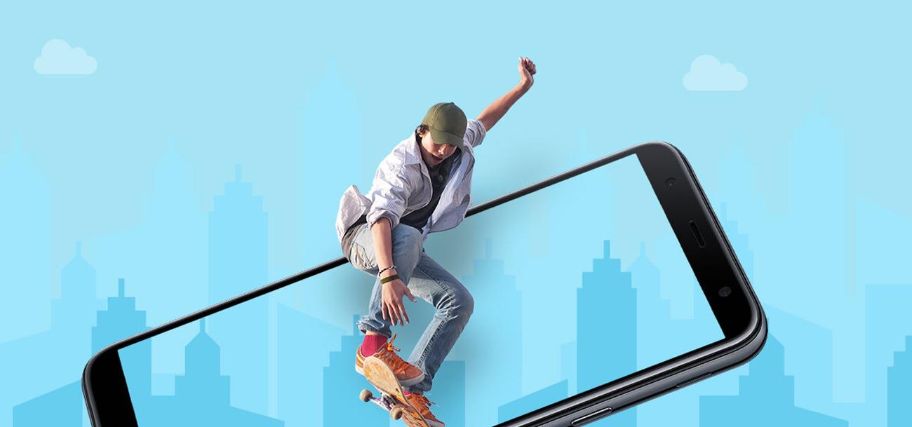 Samsung Galaxy J4 dźwięk dolby atmos