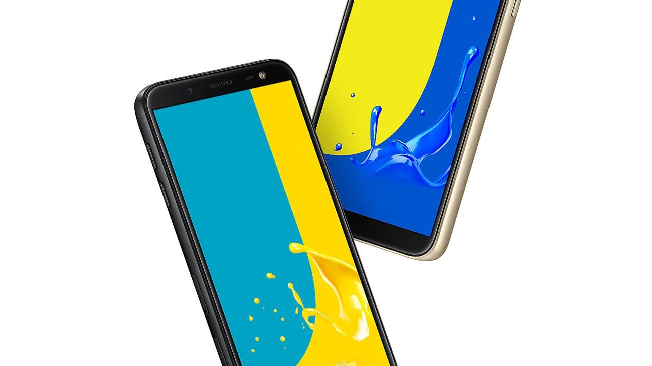 Samsung Galaxy J6 smukły i elegancki