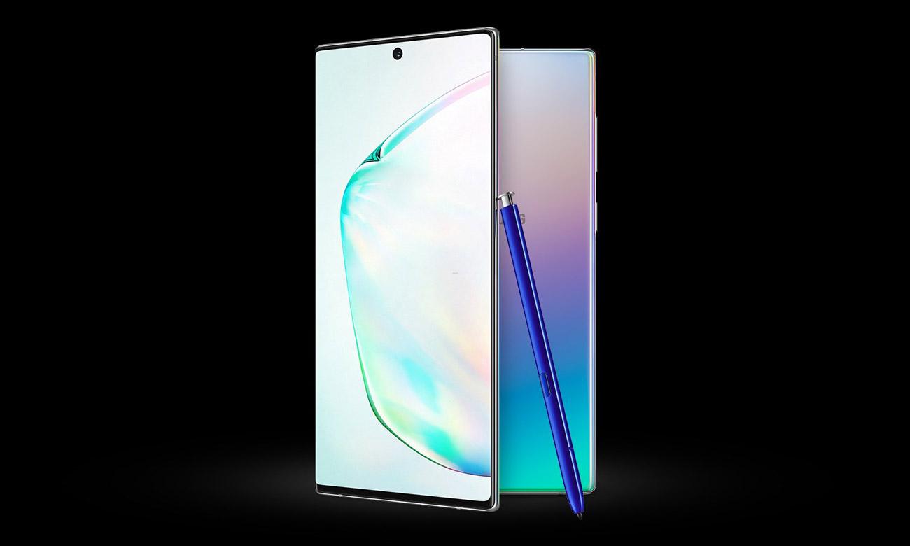 Samsung Galaxy Note 10 obudowa ze szkła i metalu