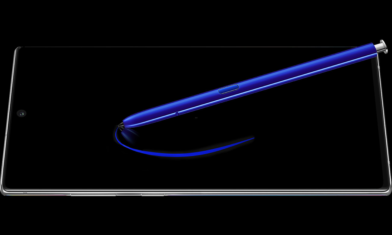 Samsung Galaxy Note 10 ekran dynamic super amoled infinity-o