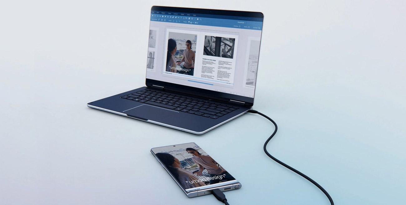 Samsung Galaxy Note 10 tryb dex
