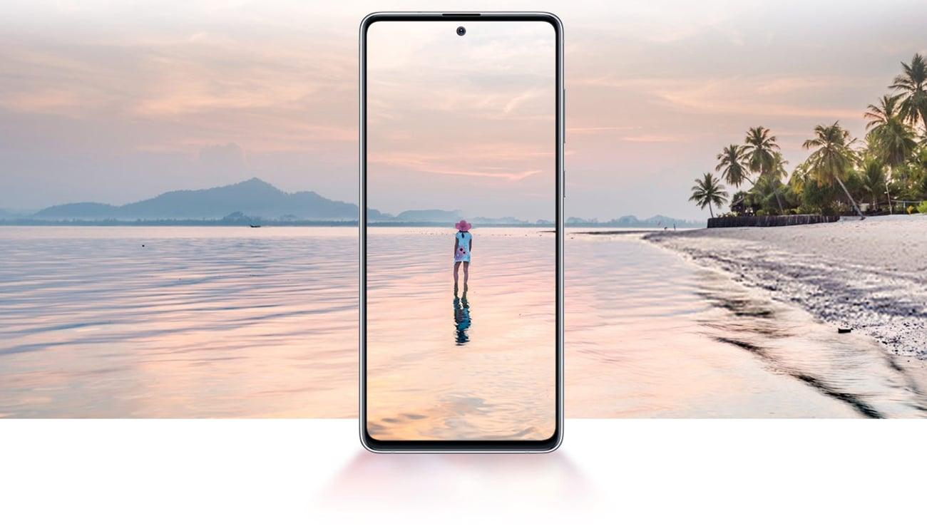 Samsung Galaxy Note 10 Lite ekran super amoled infinity-o rysik s-pen