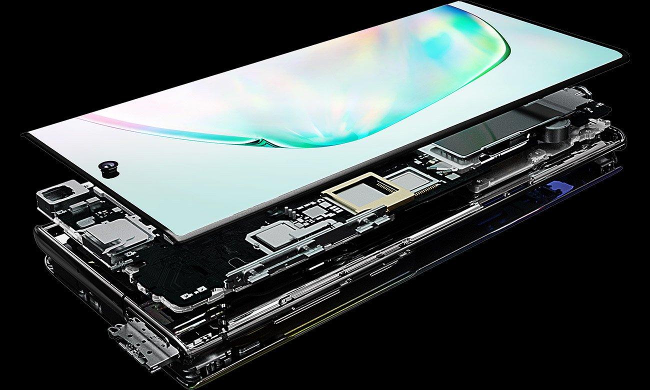 Samsung Galaxy Note 10+ 8-rdzeniowy exynos 9825