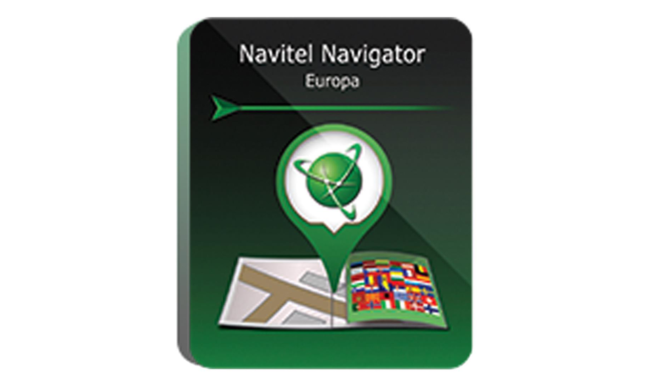 W zestawie Mapy Navitel Navigator Mapa Europy 1 rok