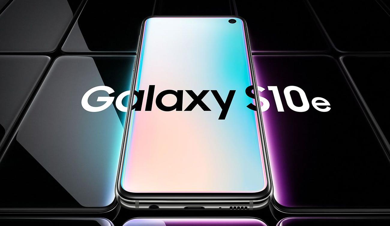 Samsung Galaxy S10e obudowa ze szkła i metalu
