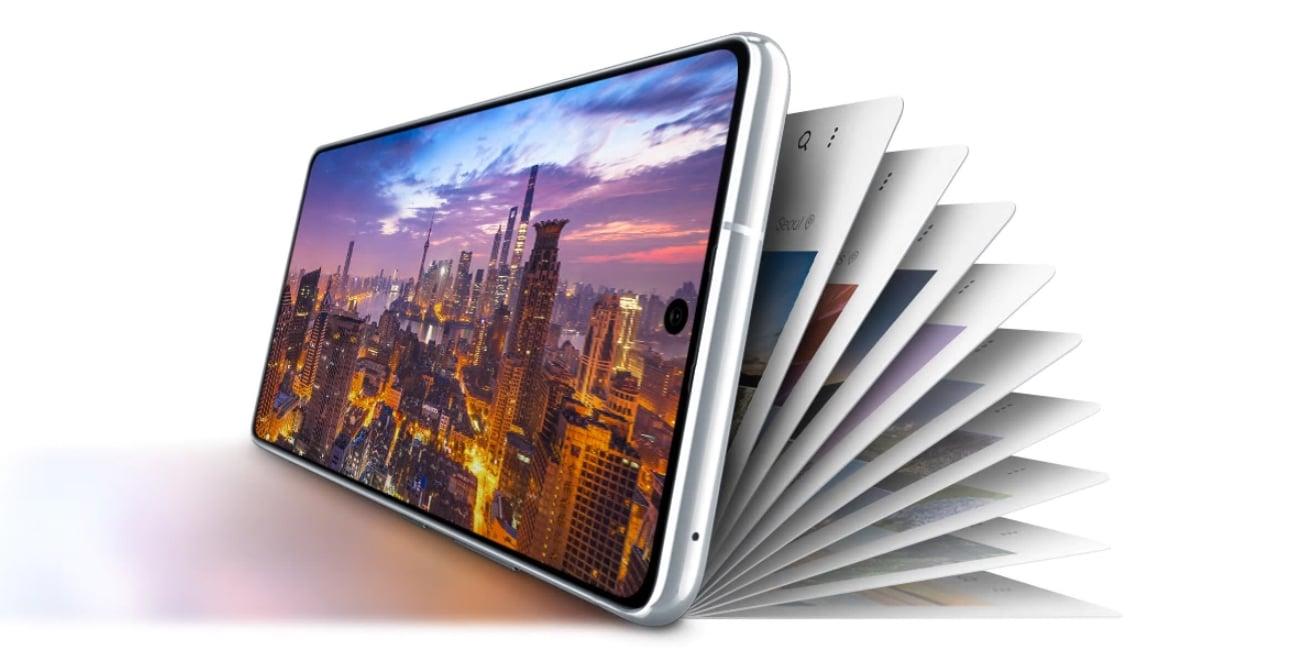 Samsung Galaxy S10 Lite 8-rdzeniowy procesor Snapdragon 855