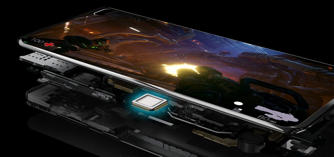Samsung Galaxy S10e wydajnośc zoptymalizowana pod unity bezprzewodowe ładowanie innych urzadzeń