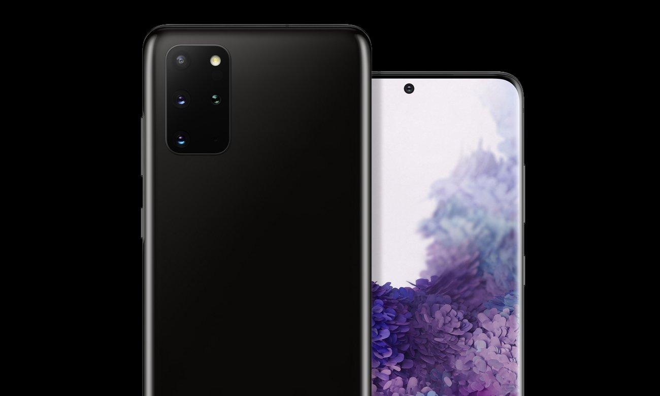 Samsung Galaxy S20 Plus poczwórna kamera