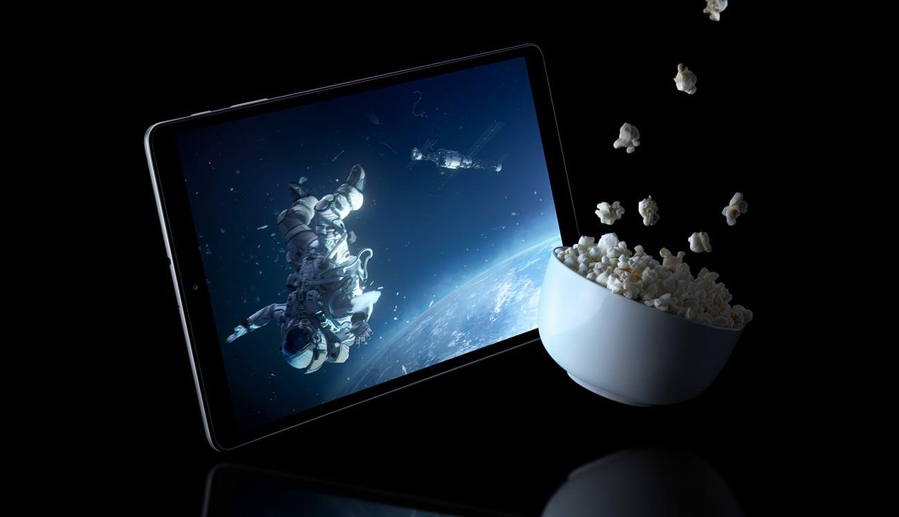 Samsung Galaxy Tab A 10.1 (2019) T515 smukły metalowy tablet
