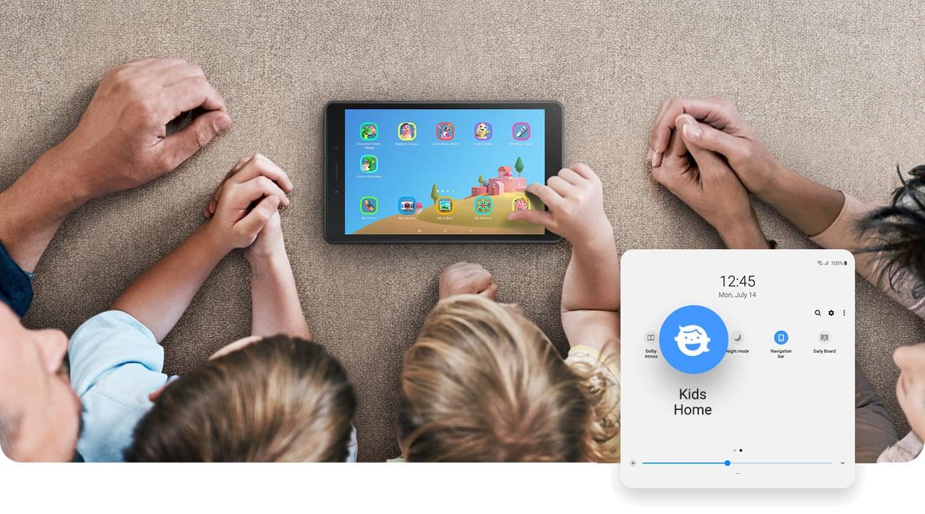 Samsung Galaxy Tab A 8.0 (2019) T290 tryb dziecko