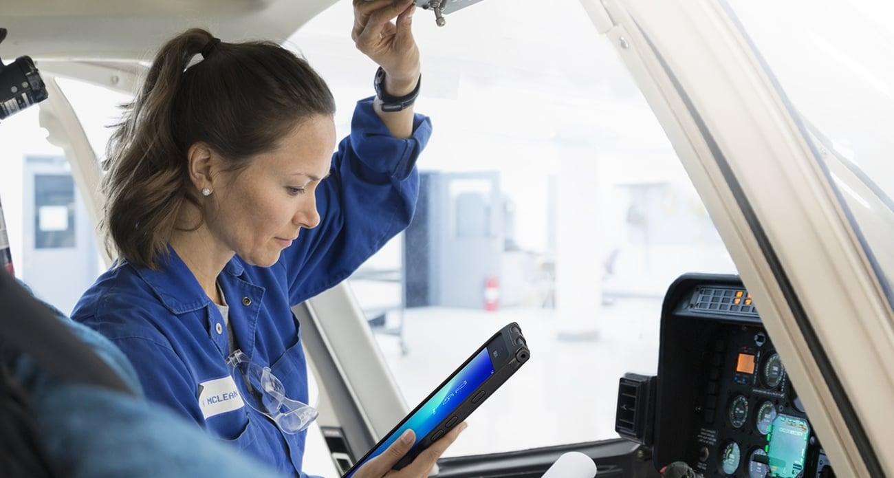 Samsung Galaxy Tab Active 2 LTE trwały i szybki