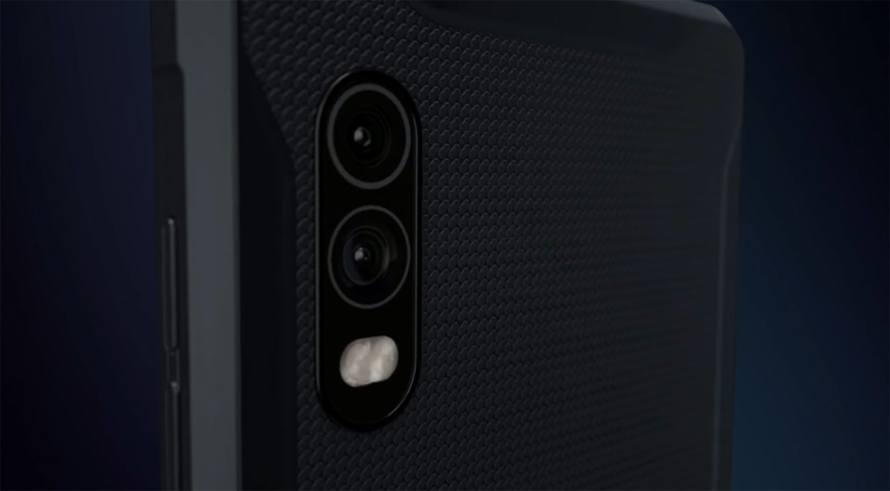 Samsung Galaxy XCover Pro 25+8 mpix