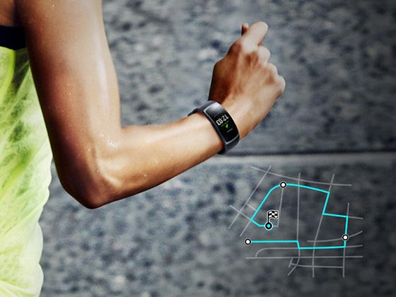 Wbudowany GPS i udoskonalone funkcje