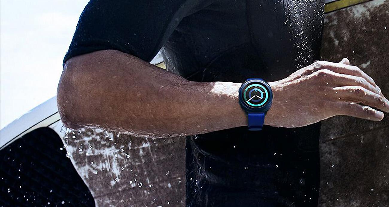 Samsung Gear Sport wojskowa norma odporności