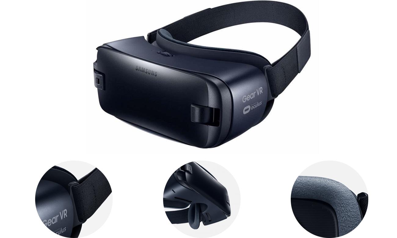 gear VR2 Komfortowe okulary
