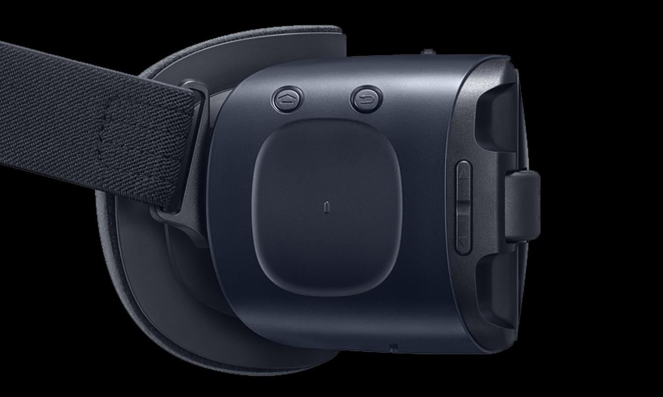 Samsung gear vr2 precyzyjny touchpad