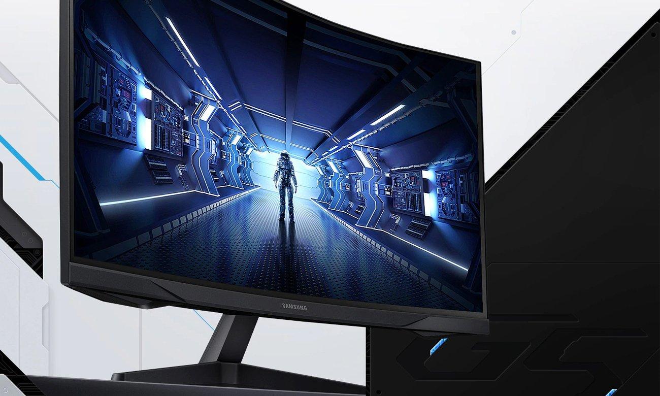 Monitor dla graczy Samsung Odyssey C32G55TQWRX