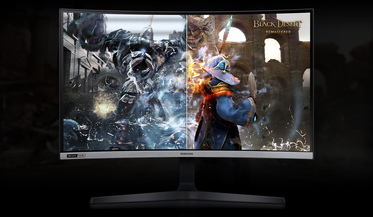 Samsung C27RG50FQUX Curved