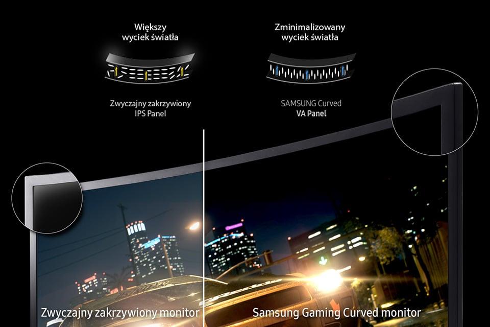 Samsung Niewiarygodnie szczegółowy obraz. Kontrast statyczny 3000:1