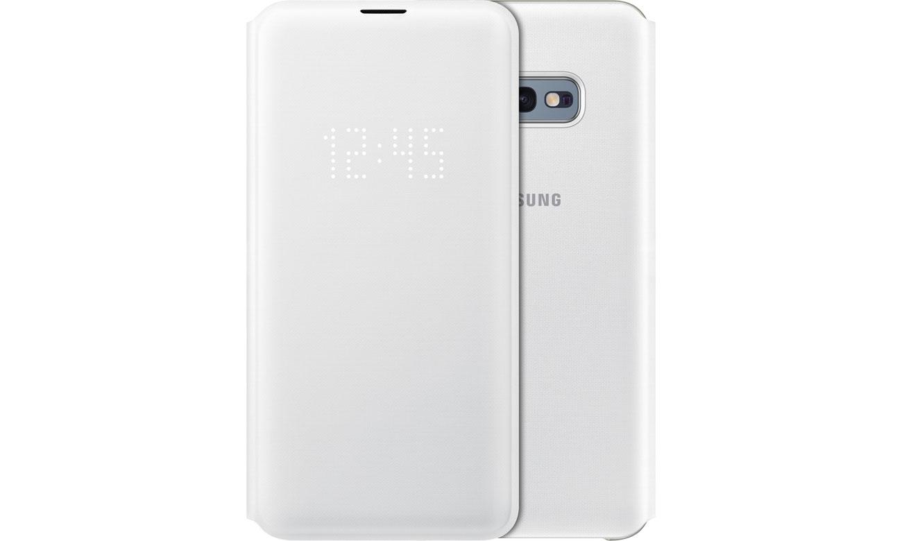Samsung LED View Cover do Galaxy S10e białe