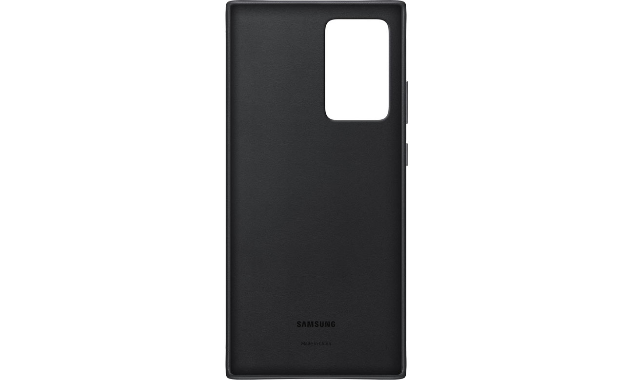 Samsung Leather Cover do Galaxy Note 20 Ultra