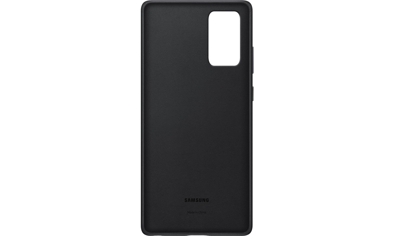 Samsung Leather Cover do Galaxy Note 20