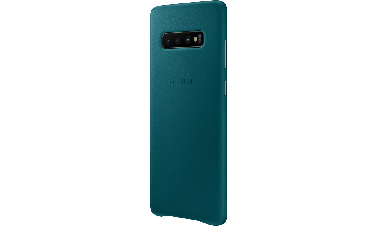 Leather Cover do Samsung Galaxy S10+