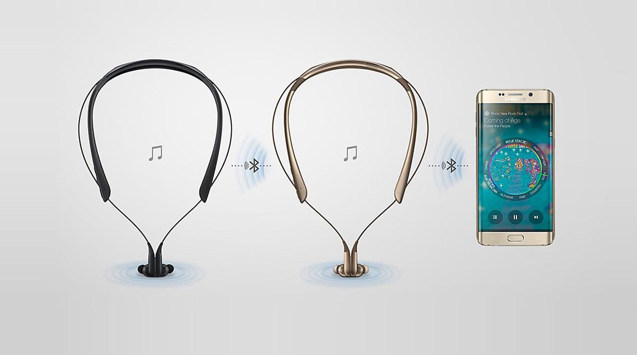 Słuchawki bezprzewodowe Samsung Level U Pro czarne