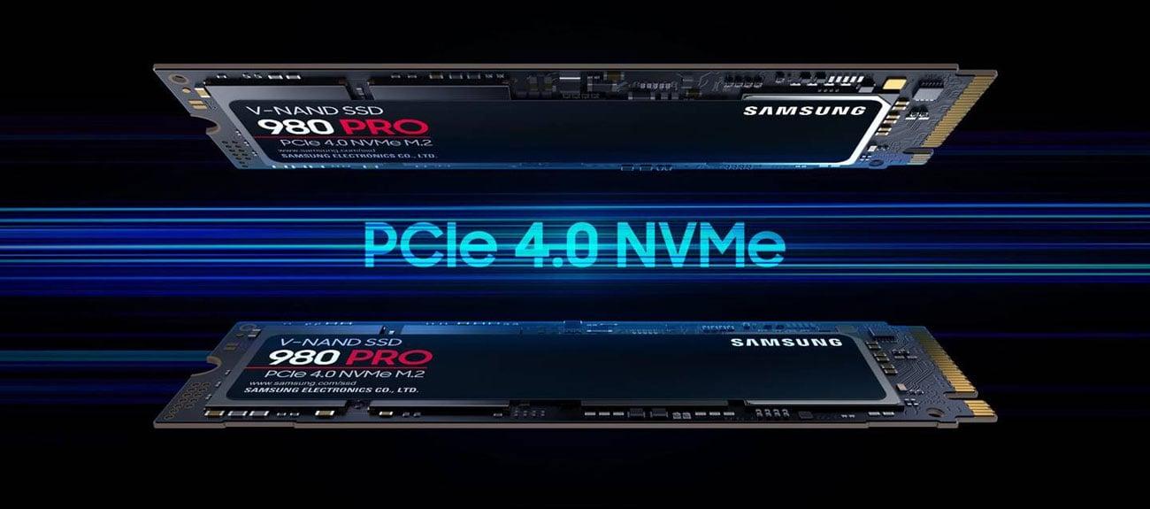 Samsung 980 PRO PCle 4.0 NVMe M.2