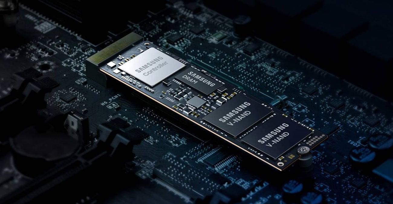 Samsung 980 PRO - Kontroler Elpis