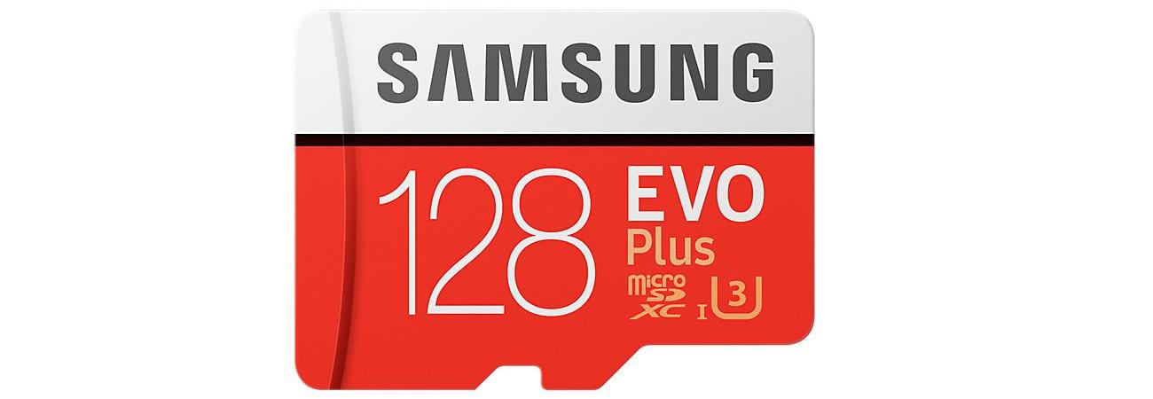 Samsung microSDXC Evo Plus