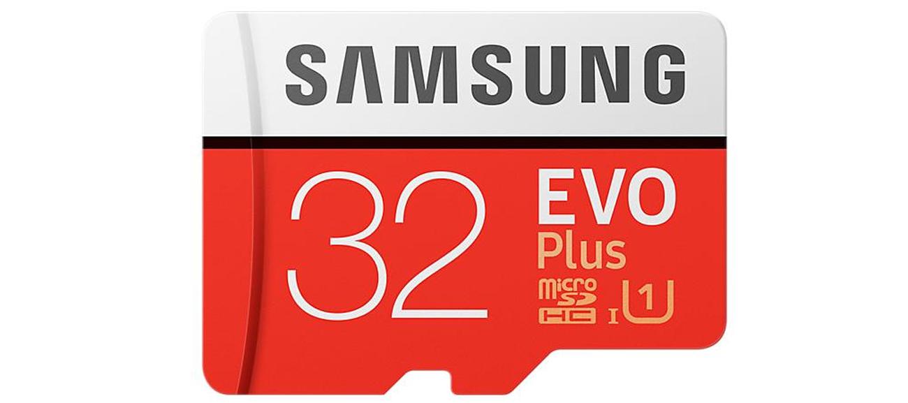 Karta microSD Samsung EVO Plus 32GB